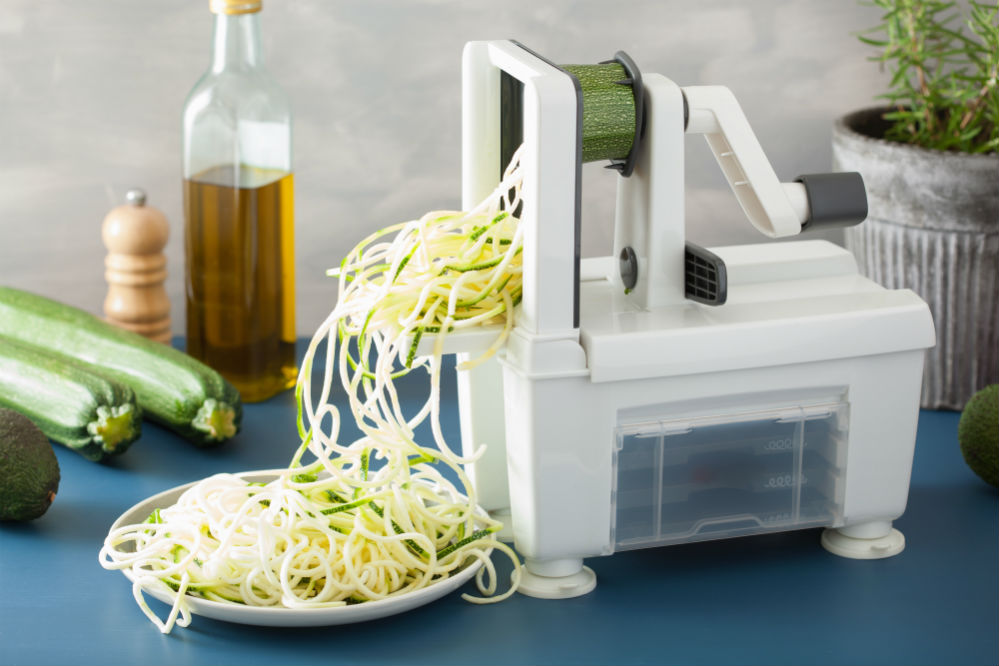 How to Use a Spiralizer: A Beginner's Guide
