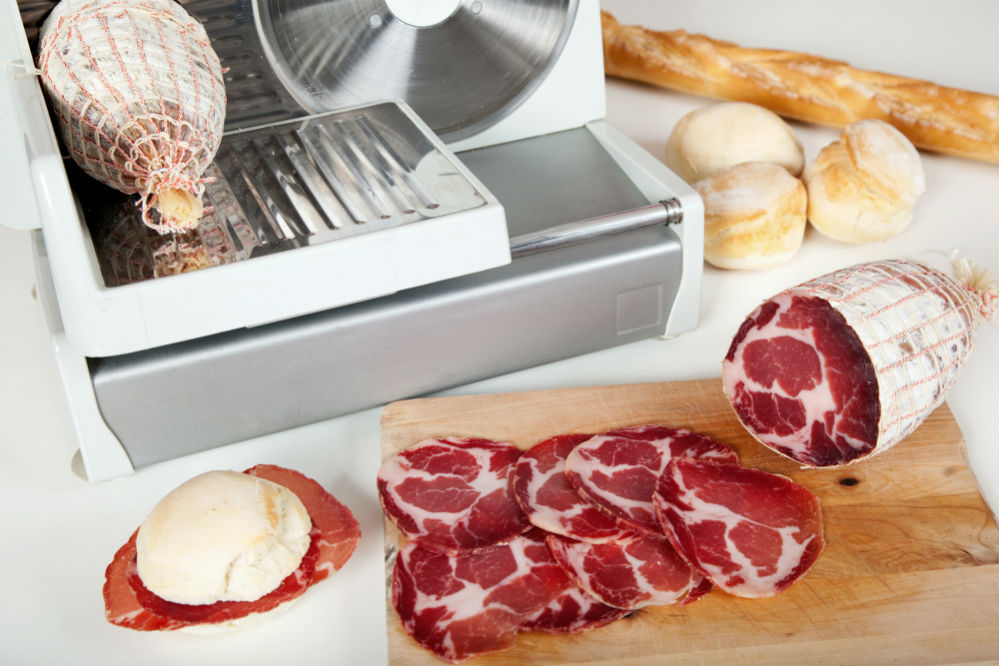 SUPER DEAL Premium Electric Meat Slicer Review