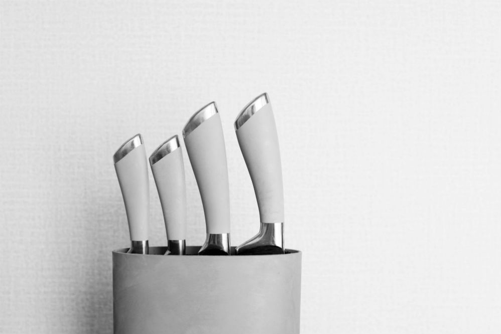 Mercer Culinary Genesis 6-Piece Forged Knife Block Set Product Review