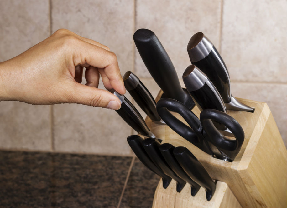 Full set knife Block Sets
